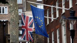 σημαίες ΕΕ - Μεγάλης Βρετανίας
