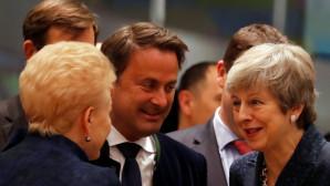 Τερέζα Μέι σύνοδος κορυφής για Brexit
