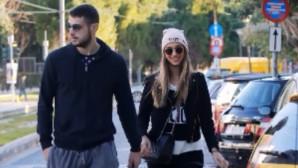 Άννα Πρέλιεβιτς και Γιάννης Παπαπέτρου