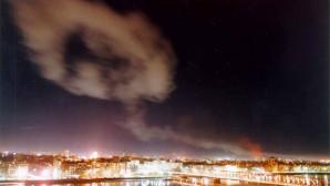 Βομβαρδισμός στο Βελιγράδι