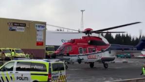 ελικόπτερο Νορβηγία
