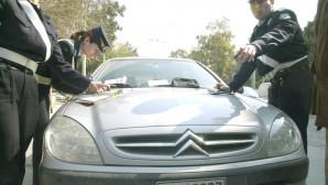 Αστυνομικοί κόβουν κλήση