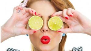 Συνταγές ομορφιάς με βασικό συστατικό το λεμόνι