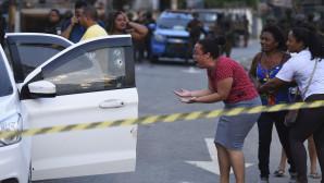 Πυροβολισμοί σε αυτοκίνητο στη Βραζιλία.
