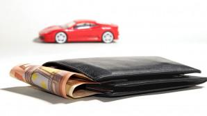Αυτοκινητάκι και χρήματα