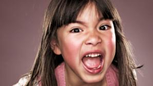 παιδί θυμός