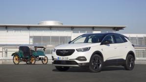 Ιστορία Καθίσματα Opel