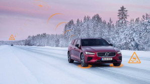 Volvo Connected Safety