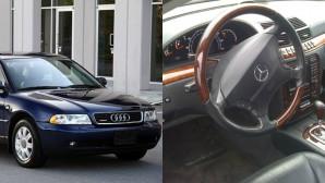 Mercedes και Audi