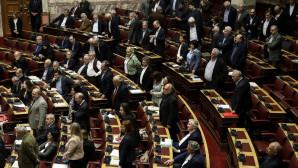 Βουλή έγερση βουλευτών στην ψηφοφορία