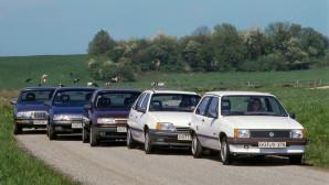 Opel μοντέλα καταλύτης