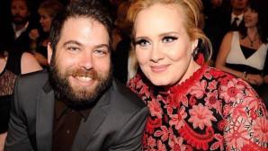 Η Adele και ο Simon Konecki