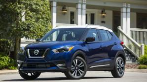 Nissan Kicks εσωτερικό