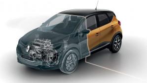 Renault CAPTUR Νέος Κινητήρας