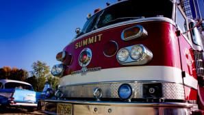 Πυροσβεστικό όχημα στις ΗΠΑ