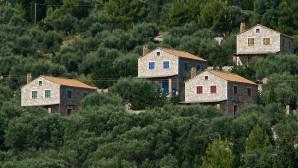 Σπίτια στο δάσος
