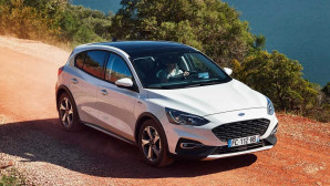 Ford Focus Active τιμή