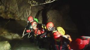 Βίντεο ντοκουμέντο από τη διάσωση στο φαράγγι