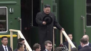 κιμ γιονγκ ουν τρενο ρωσια
