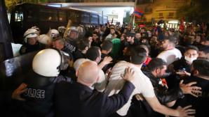 Ένταση στη Θεσσαλονίκη στην πορεία για τη Γενοκτονία των Ποντίων