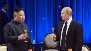 Κιμ και Πούτιν