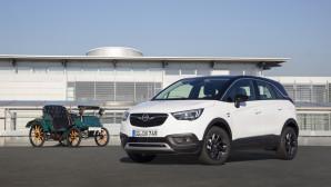"Opel Crossland X ""120 Edition"""