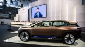 BMW ηλεκτρικά αυτοκίνητα