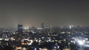 Ο μολυσμένος ουρανός της πόλης του Μεξικού