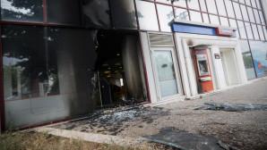 Επίθεση σε τράπεζα στο Χαϊδάρι