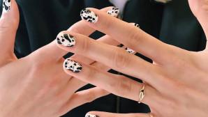 Animal print Manicure!