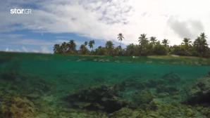 Νησιά Κόκος: Τόνοι πλαστικών στις παραλίες επίγειου παραδείσου