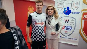Οι πιλότοι της Formula 1 αγωνίστηκαν για το «Όραμα Ελπίδας»
