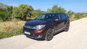 Honda CR-V 1.5 VTEC Turbo CVT AWD