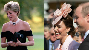 Kate Middleton - Diana