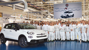Fiat 500X 500.000 Μονάδες