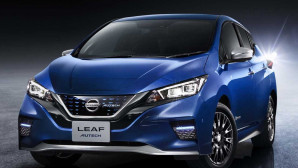 Nissan LEAF Autech
