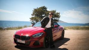 BMW Z4 Αποστόλης Τότσικας