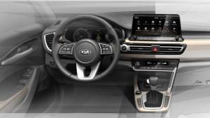 KIa SUV εσωτερικό