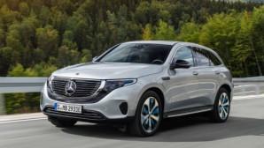 Mercedes EQC τιμή