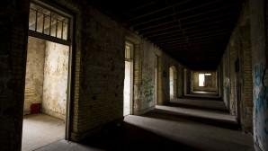 Διάδρομος ερείπια