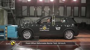 Νέο VW T-Cross ασφάλεια