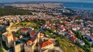Τα κάστρα της Θεσσαλονικης - Γεντί Κουλέ