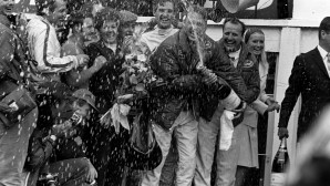 24 Heures Du Mans Dan Gurney και A.J. Foyt