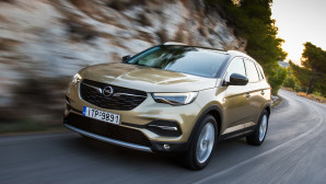 Opel Grandland X 1,2 δοκιμή