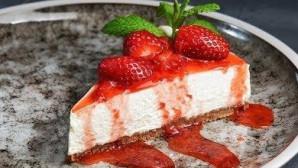 Γρήγορο cheesecake από τον Άκη