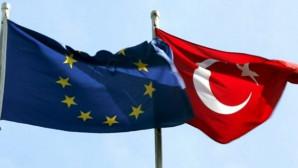 Σημαίες ΕΕ και Τουρκίας