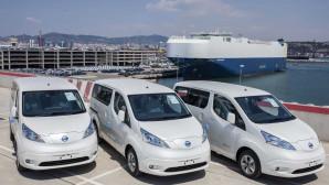 Nissan e-NV200 παραγγελίες