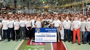 Κινητήρας FireFly εργοστάσιο 100.000 παραγωγή