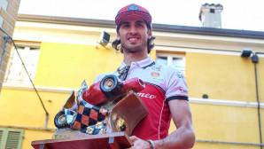 Bandini Trophy βραβείο  Antonio Giovinazzi Alfa Romeo