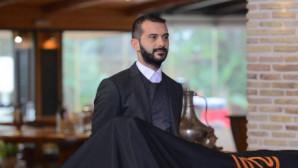 Ο σεφ Λεωνίδας Κουτσόπουλος